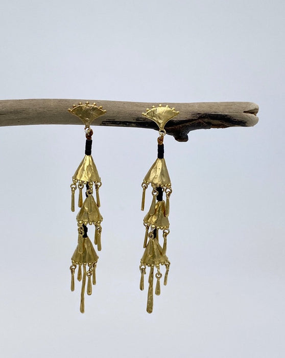 Indra Earrings - satomistudio