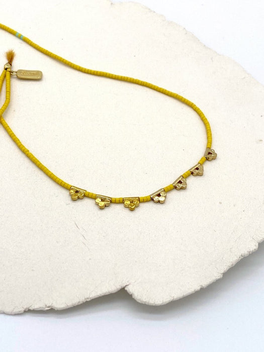 Lucky Loop Necklace - satomistudio