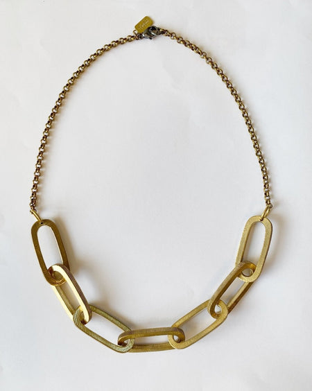 Nexus Link Necklace - satomistudio