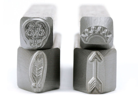 Metal Design Stamps