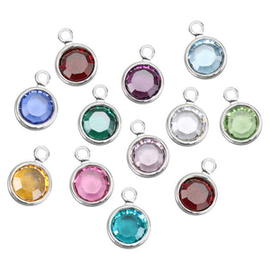 Swarovski Channel Charms