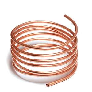 Wire & Sheet Metal 12g Copper Wire, 10 ft