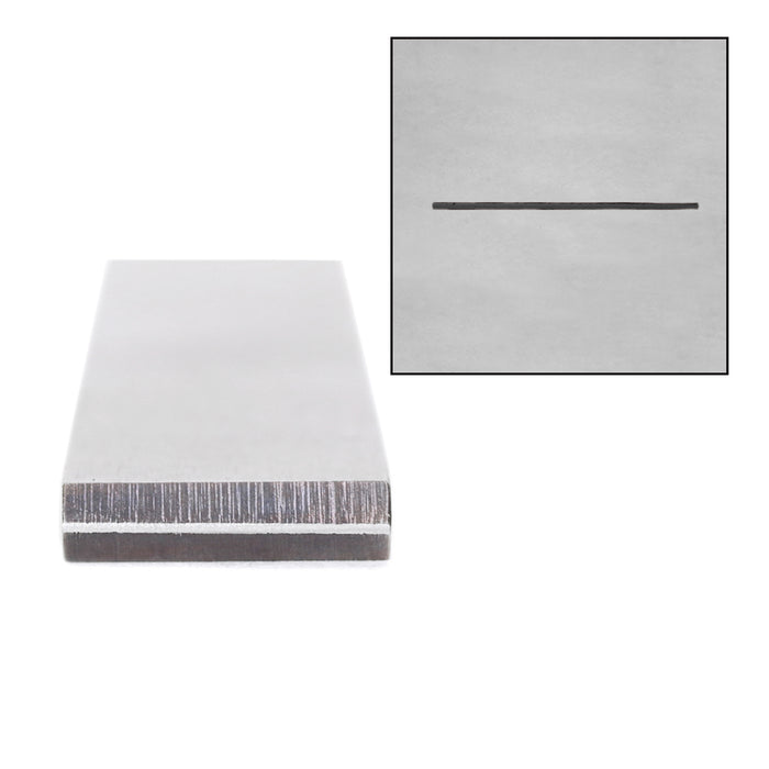 "Straight Liner Metal Design Stamp, 12.5mm (.5"")"