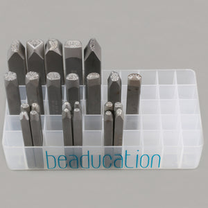 Design Stamp Holder, 12mm Holes, 50 Holes