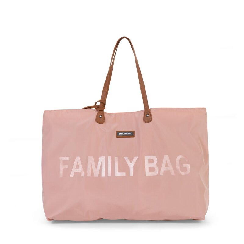 Family Bag | Roze Koper