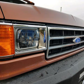 Aussie Headlight Conversion Kit For 87'-91' F-Series and Broncos
