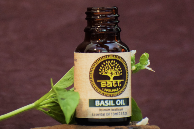 The Sheer Magic of Basil Oil for your Body