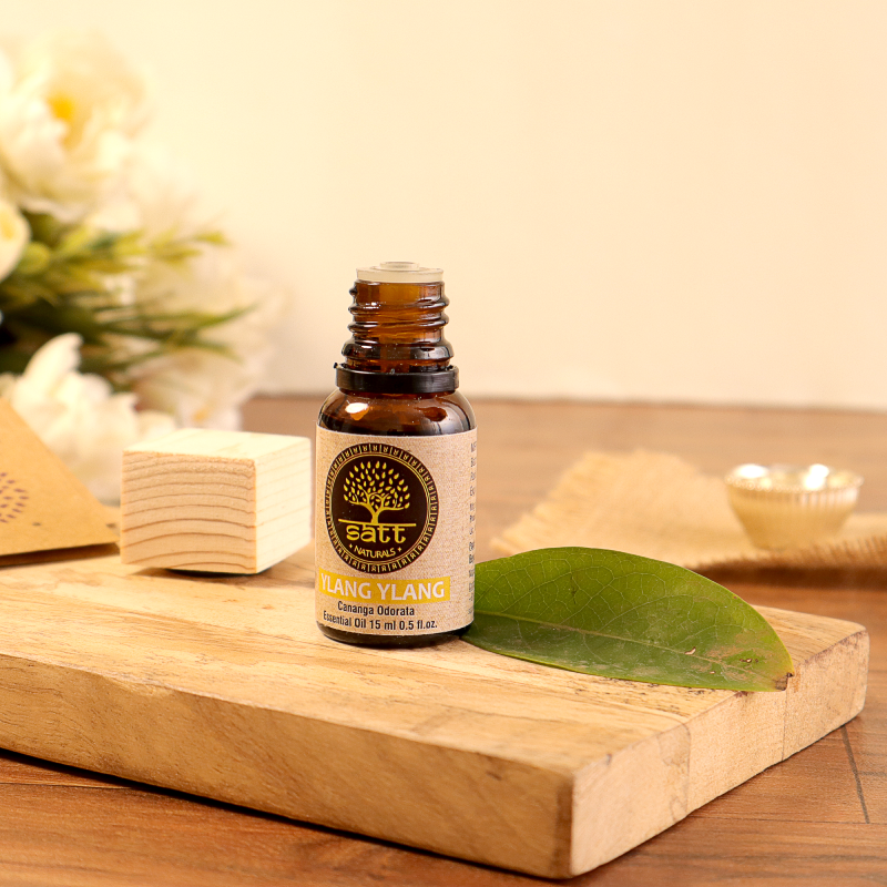 Ylang Ylang Essential Oil (15 ml)