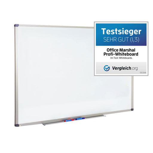 Whiteboard | Office Marshal Profi | Lackiert | 12 Grössen