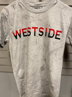 Comfort Colors Gray Stonewash 'Westside' T