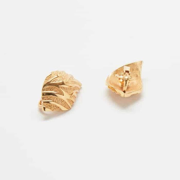 Vintage Trifari Vine Earrings
