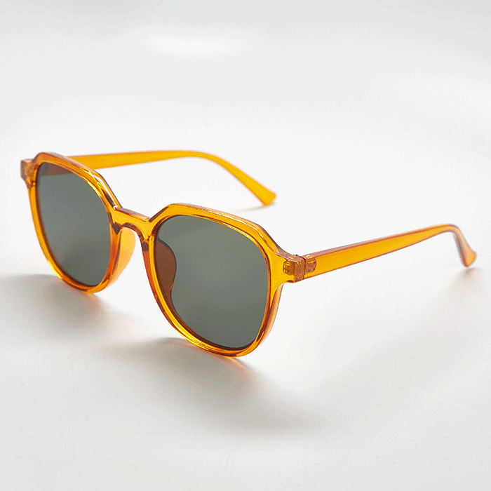 Morgan Sunglasses, Orange