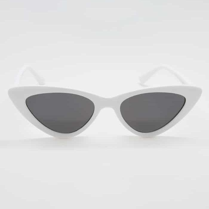 Peyton Sunglasses White