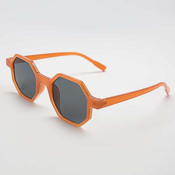 Riley Sunglasses, Orange