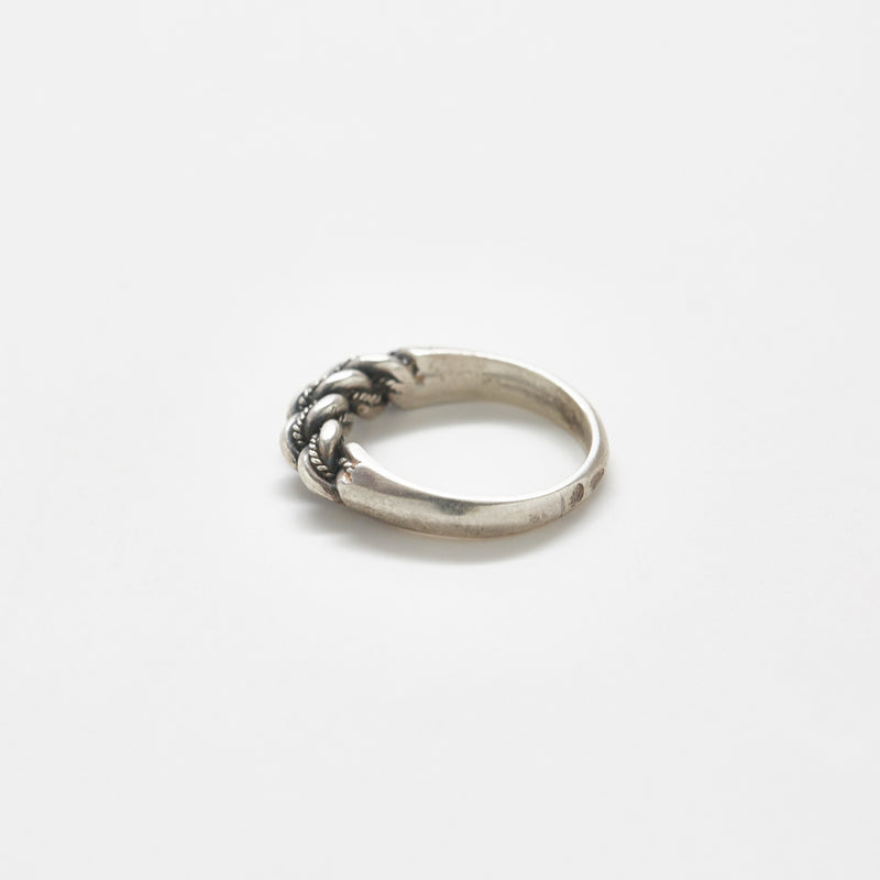 Vintage Rope Twist Ring
