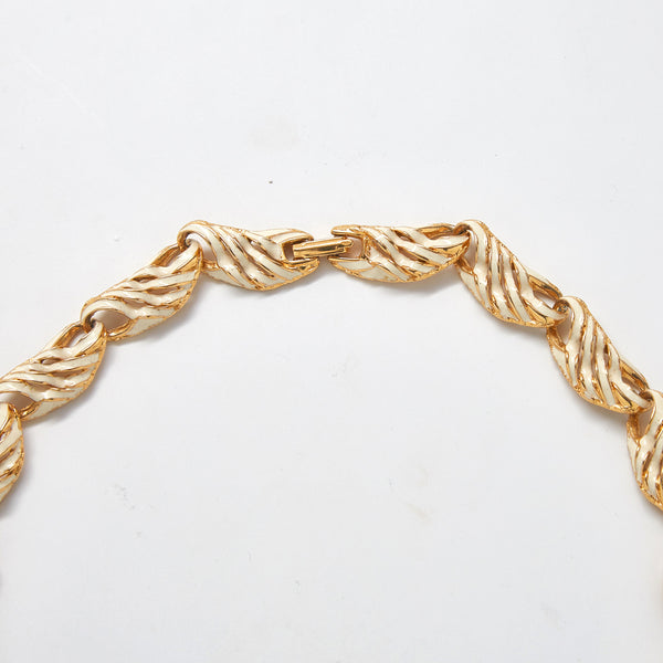 Vintage Statement Chain Necklace