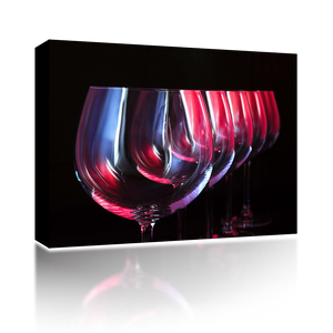 Night Club Wine Glasses
