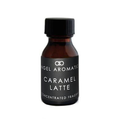 NEW Caramel Latte 15ml Oil (wholesale)-Wholesale-Angel Aromatics