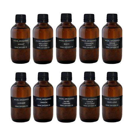 Mix 20 Pack - 100ml Concentrated Oil Wholesale-Wholesale-Angel Aromatics