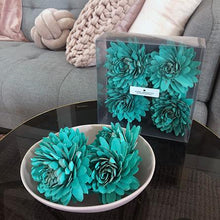 Load image into Gallery viewer, 4pk Box Flowers - click for more colours (wholesale)-Wholesale Flowers-Angel Aromatics