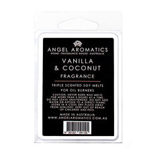 Load image into Gallery viewer, Vanilla Coconut Soy melts (wholesale) (As low as $6.55)-Soy Melts-Angel Aromatics