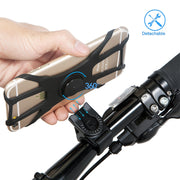 Copia del 360 Degree Rotating Bicycle Phone Holder