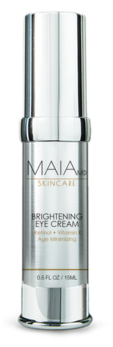 MAIA MD SKINCARE || Maia MD Brightening Eye Cream - Retinol + Vitamin K, & Age Minimizing