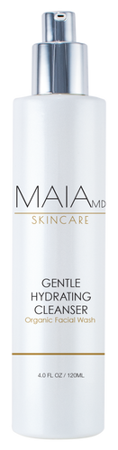 MAIA MD SKINCARE || Maia MD Gentle Hydrating Cleanser Organic Facial Wash - 4FL OZ / 120ML