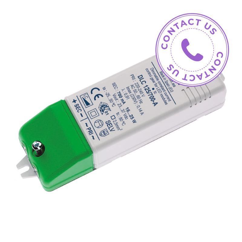 ELT DLC-A 220-240V LED CONSTANT CURRENT DRIVER