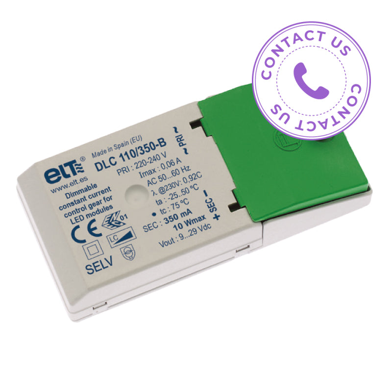 ELT DLC-B 220-240V LED CONSTANT CURRENT DRIVER