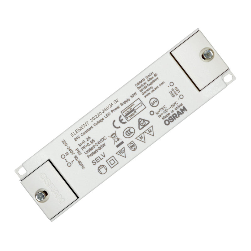 OSRAM ELEMENT 24V 30W LED CONSTANT VOLTAGE DRIVER