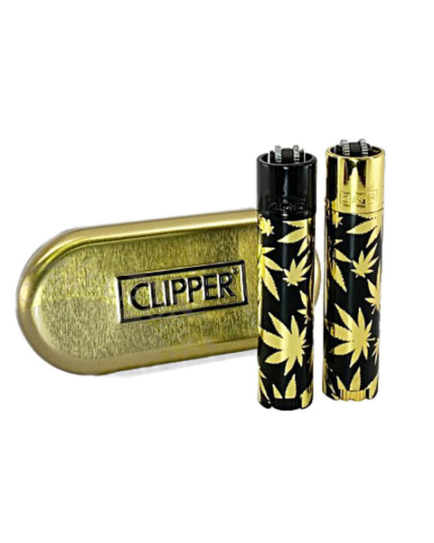 Encendedor Metal Design Large Clipper