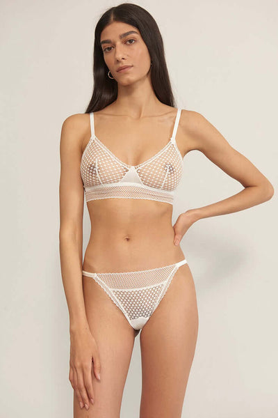 Else - Bella  Soft Cup Triangle Bra - Lingerie - XS -  - Petticoat Lane