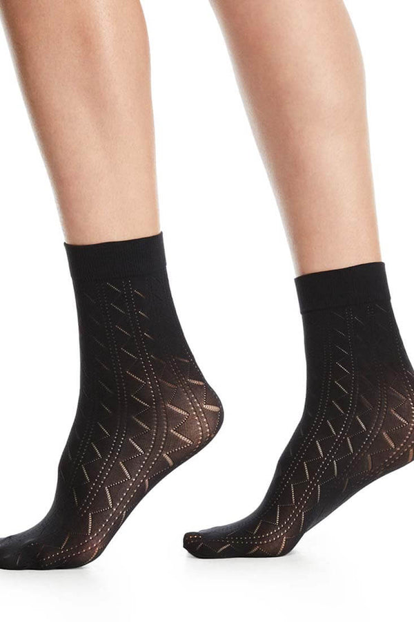 Wolford Florence Socks