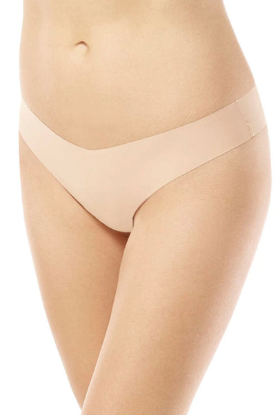 Commando - Low Rise Thong - Lingerie - True Nude - S/M - Petticoat Lane