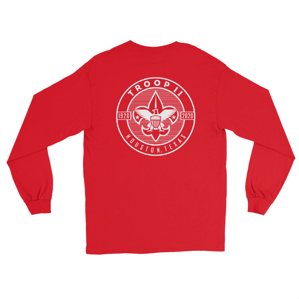 Troop 11  Long Sleeve Shirt