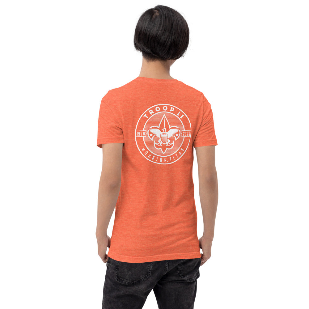 Troop 11 Short-Sleeve Unisex T-Shirt
