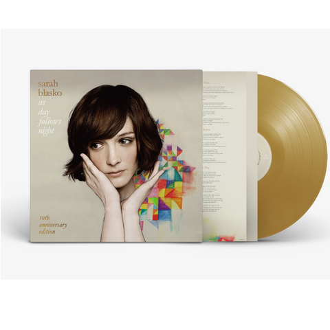 As Day Follows Night (10th Anniversary Deluxe Edition Gold 2LP)