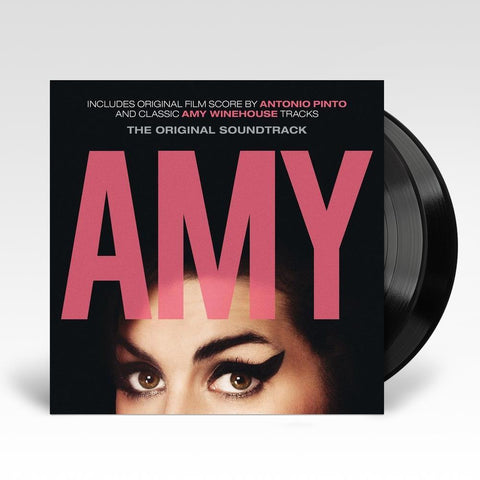 Amy - Official Soundtrack (2LP)