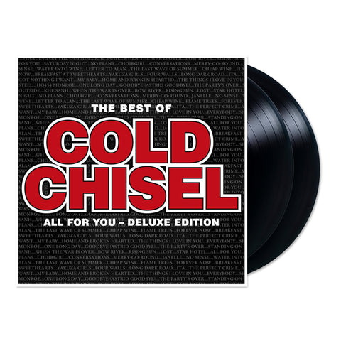 All For You: The Best Of Cold Chisel (2LP)