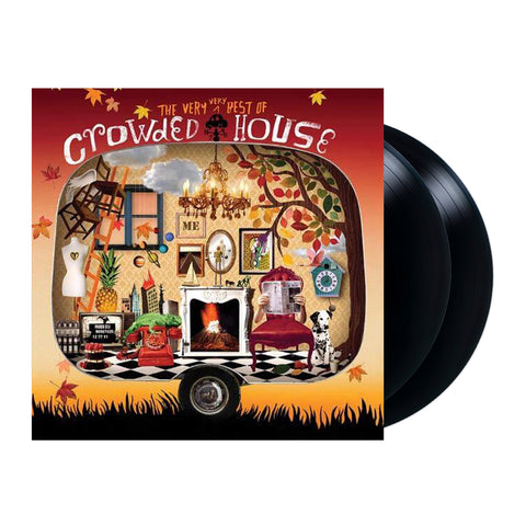 The Very Very Best Of Crowded House  (2LP)