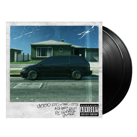 Good Kid, M.A.A.D City (2LP)