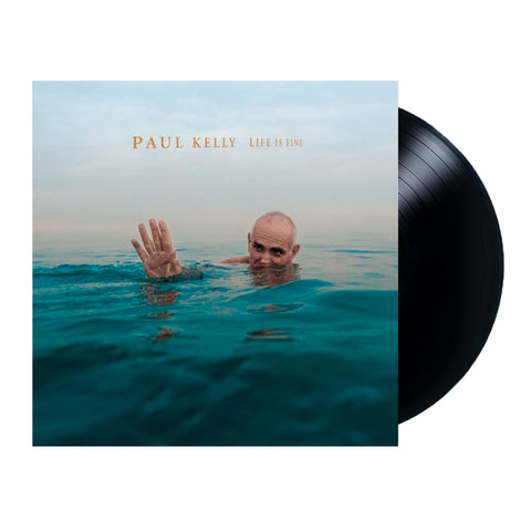 Life is Fine (Limited Edition Sea Blue LP)