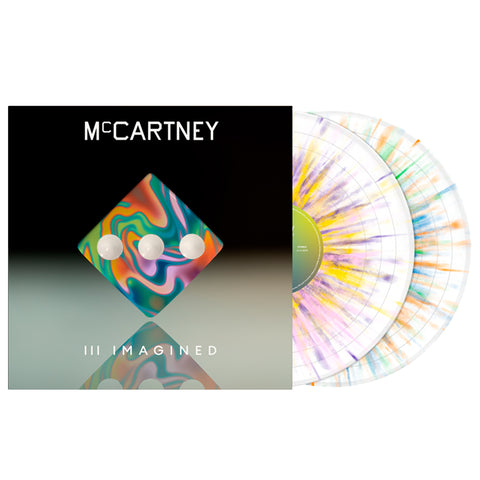 McCartney III Imagined (Limited Edition Exclusive Splatter 2LP)