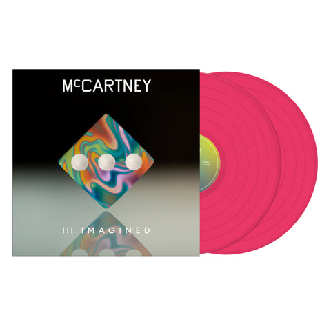 McCartney III Imagined (Limited Edition Exclusive Pink 2LP)