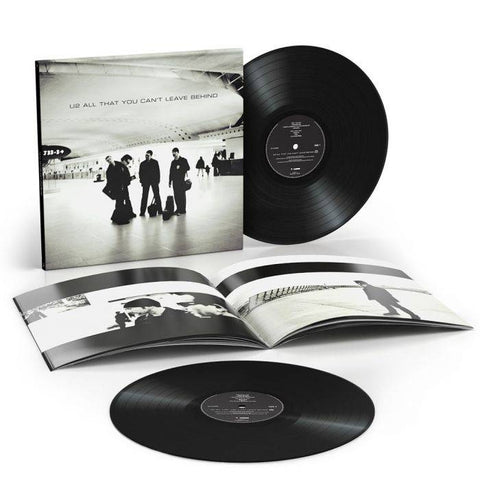 All That You Can't Leave Behind (20th Anniversary 2LP)