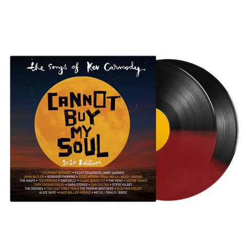 Cannot Buy My Soul: The Songs of Kev Carmody - 2020 Edition (2LP)