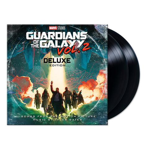 Guardians Of The Galaxy Vol. 2 (Deluxe 2LP)