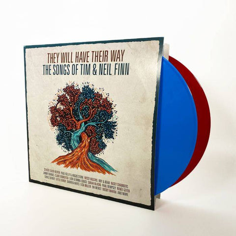 They Will Have Their Way: The Songs of Tim & Neil Finn (Limited Edition Colour 2LP)