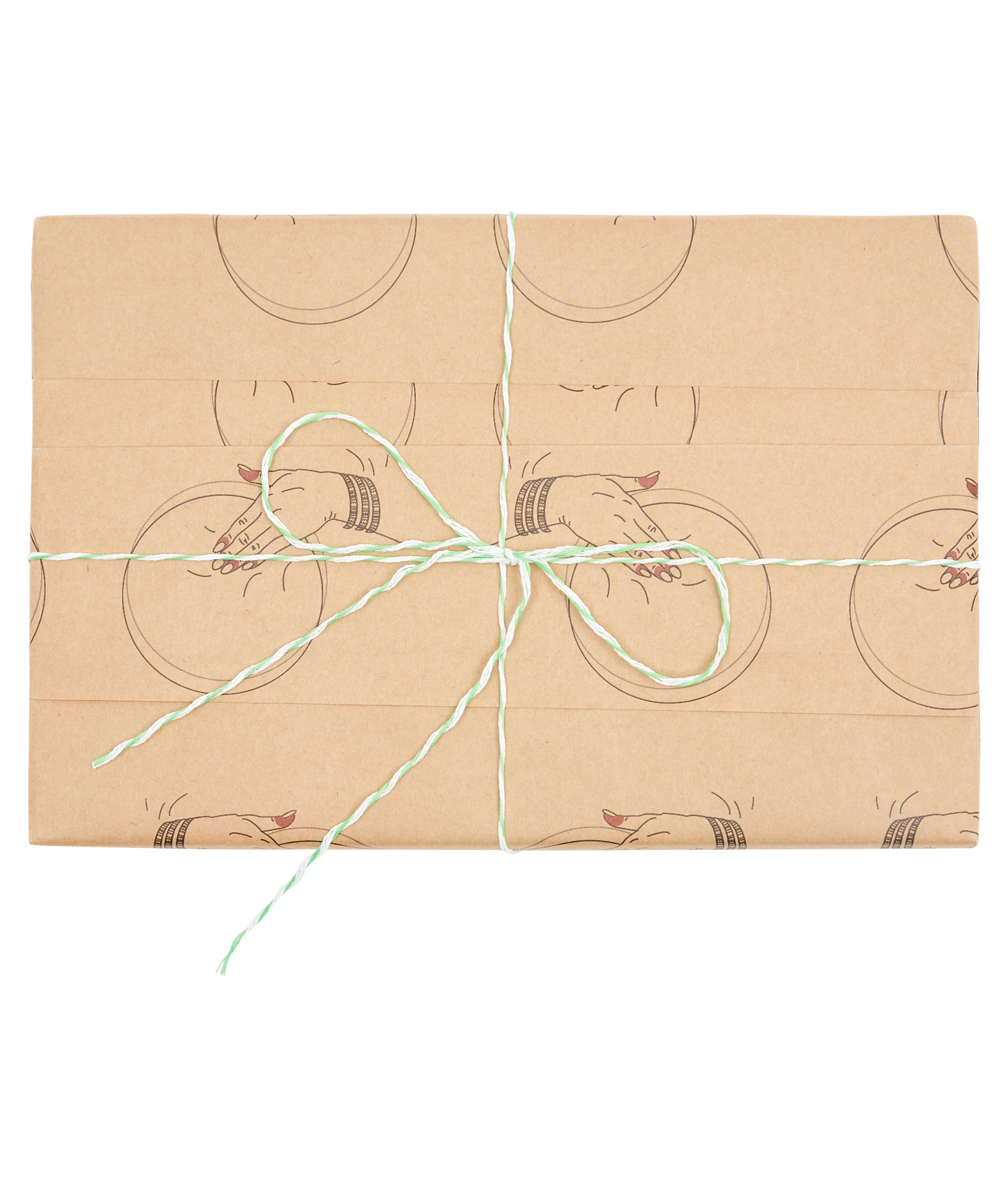 Teeran Wrapping Paper
